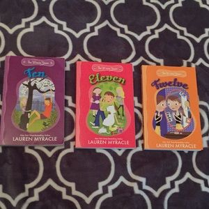 The Winnie Years book series